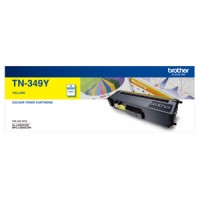 Genuine Brother TN349Y Super High Yield Yellow Toner