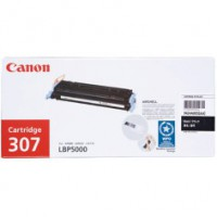 Genuine Canon CART307BK Black Toner Cartridge