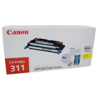 Genuine Canon CART311Y Yellow Toner Cartridge