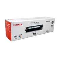 Genuine Canon CART316BK Black Toner Cartridge