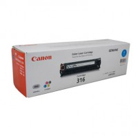 Genuine Canon CART316C Cyan Toner Cartridge