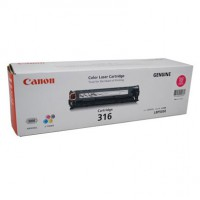 Genuine Canon CART316M Magenta Toner Cartridge