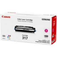 Genuine Canon CART317M Magenta Toner Cartridge