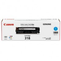 Genuine Canon CART318C Cyan Toner Cartridge