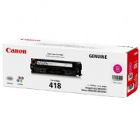 Genuine Canon CART418M Magenta Toner Cartridge