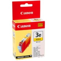 Genuine Canon BCI3EY Yellow Ink Tank