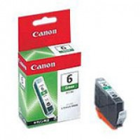 Genuine Canon BCI6G Green Ink Tank