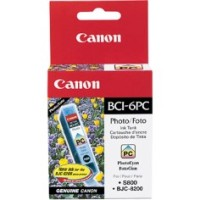 Genuine Canon BCI6PC Cyan Photo Ink Tank
