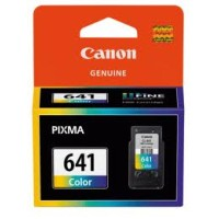 Genuine Canon CL641 Ink Cartridge - Colour