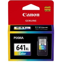 Genuine Canon CL641XL High Yield Ink Cartridge Colour