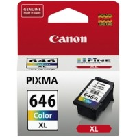 Genuine Canon CL646 XL Extra Large Colour Ink Cartridge