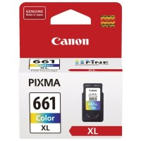 Genuine Canon CL661XL Colour High Yield Ink Cartridge