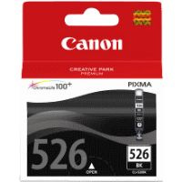 Genuine Canon CLI526BK Black Ink Cartridge