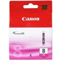 Genuine Canon CLI8M Magenta Ink Cartridge