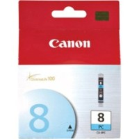 Genuine Canon CLI8PC Photo Cyan Ink Cartridge