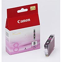 Genuine Canon CLI8PM Photo Magenta Ink Cartridge
