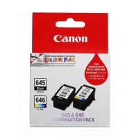 Genuine Canon PG645 CL646 Value Pack