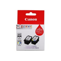 Genuine Canon PG645XL  CL646XL Ink Value Pack
