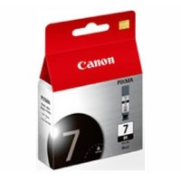 Genuine Canon PGI7BK Black Ink Cartridge