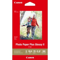 Genuine Canon 6x4 265gsm High Gloss Photo Paper - 100 Pack
