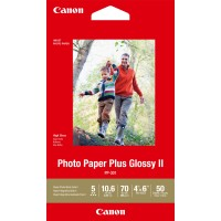 Genuine Canon 6x4 265gsm High Gloss Photo Paper - 50 Pack