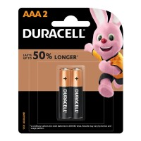 Duracell Coppertop Alkaline AAA Battery - 2 Pack