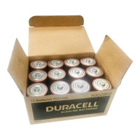 Duracell Coppertop Alkaline C Battery - 12 Pack