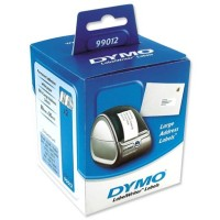 Genuine Dymo 99012 Large Address Label 36mm x 89mm 2 Pack