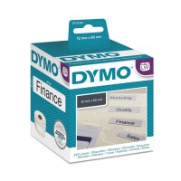 Genuine Dymo SD99017 12mm x 50mm File Labels