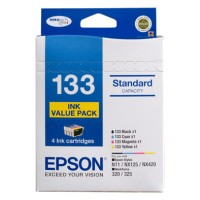 Genuine Epson 133 Value Pack
