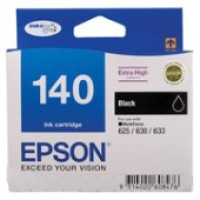 Genuine Epson 140 Extra High Yield Black Ink Cartridge