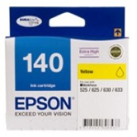 Genuine Epson 140 Extra High Yield Yellow Ink Cartridge