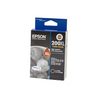 Genuine Epson 200XL Black Twin Pack - C13T201194