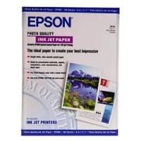 Genuine Epson A3 102gsm Photo Quality Inkjet Paper Pkt 100
