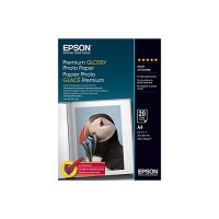 Genuine Epson A4 Glossy Paper 20 sheets - C13S041287