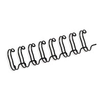 Fellowes Wire Binding Combs Black 14 mm - 100 pack