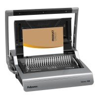Fellowes Galaxy 500 Plastic Comb Binding Machine