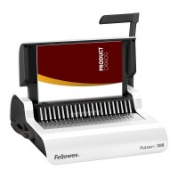 Fellowes Pulsar+ 300 Plastic Comb Binding Machine