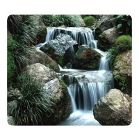 Fellowes Recycled Optical Mouse Pad - Waterfall