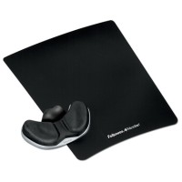 Fellowes Gliding Palm Support and Mouse Pad