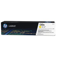 Genuine HP 130A Yellow Toner CF352A - LaserJet M176 M177