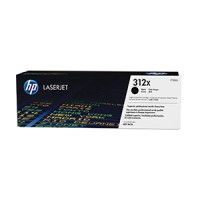 Genuine HP 312X High Yield Black Toner - CF380X