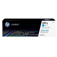 Genuine HP 201X High Yield Cyan Toner CF401X - LaserJet M252 M277