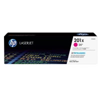 Genuine HP 201X High Yield Magenta Toner CF403X - M252 M277