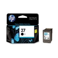 Genuine HP 27 Black Ink Cartridge - C8727AA