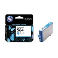 Genuine HP 564 Cyan Ink Cartridge - CB318WA