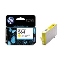 Genuine HP 564 Yellow Ink Cartridge - CB320WA