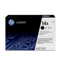 Genuine HP 14X Black High Yield Toner CF214X