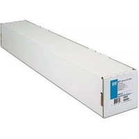 Genuine HP Coated Paper 24in x 150ft 98gsm Roll