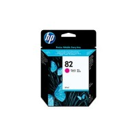 Genuine HP No.82 Ink Cartridge - Magenta